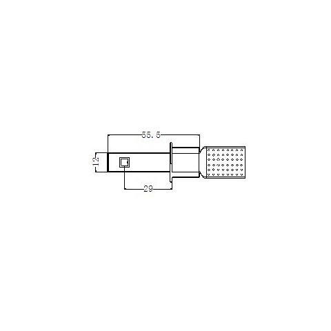 Набор светодиодного головного света UP-5HL-H1W-PHI-2500Lm (H1, 2500 лм, холодный белый) Превью 4