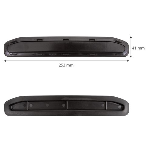 """Рамка сенсорного скла для Audi Q7 з монітором діагоналлю 8.2"""" Прев'ю 1"""