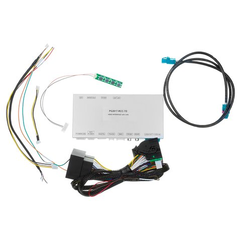 Відеоінтерфейс для Citroën, Peugeot з мультимедійною системою NAC Прев'ю 4