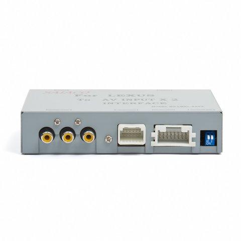 Interface de video para Lexus modelos 2004-2009 Vista previa  2