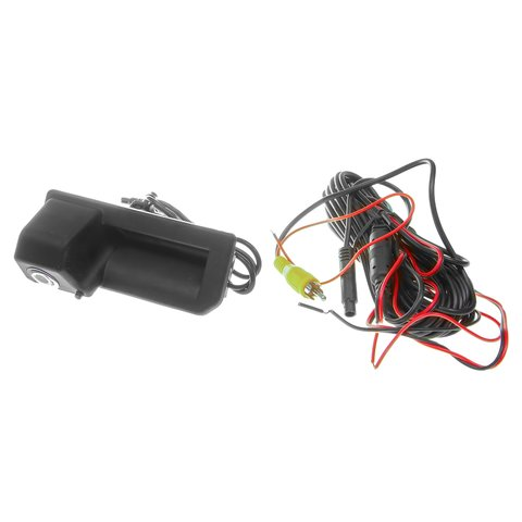 Rear View Camera for Audi Q2, Q3, A5, Q5L, Q2L, A6L 17/18/19 y.m. with Camera Washer Preview 2
