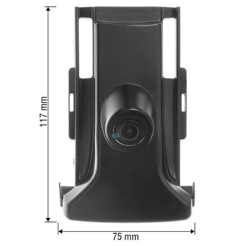 Front View Camera for Toyota Land Cruiser Prado 2014-2016 YM Preview 1
