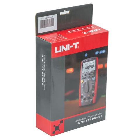 Цифровий мультиметр UNI-T UT71B Прев'ю 9