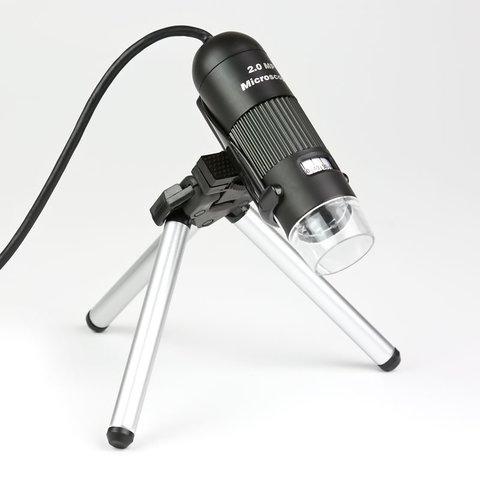 Цифровий USB-мікроскоп Microsafe ShinyVision MM-2288-5X-BN Прев'ю 2