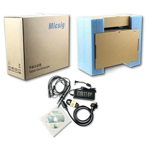 Планшетный цифровой осциллограф Micsig TO1072