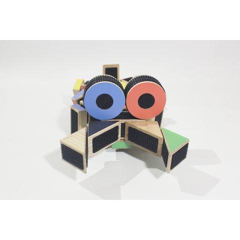 Конструктор COKO Строительные кубики 36 Превью 6