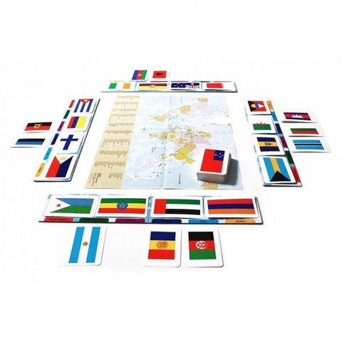 Настільна гра Tactic Прапори світу Прев'ю 2