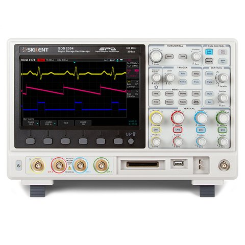 Digital Oscilloscope SIGLENT SDS2104 Preview 1