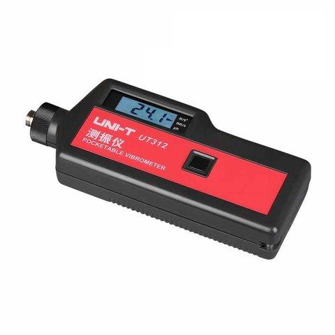 Digital Vibration Tester UNI-T UT312 Preview 3