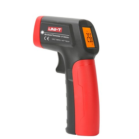 Infrared Thermometer UNI-T UT300A+ Preview 3